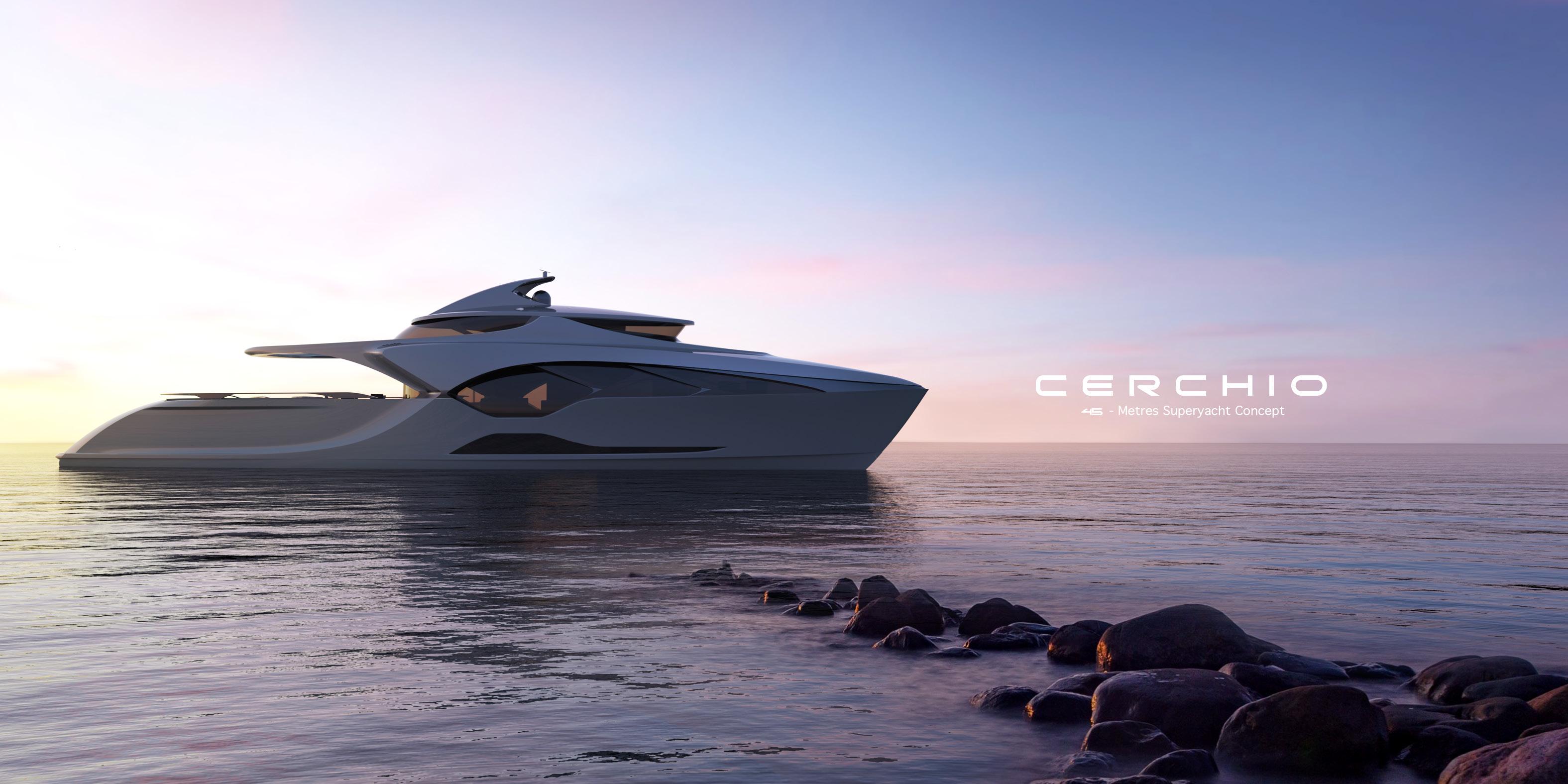 CERCIO designed by Baoqi Xiao