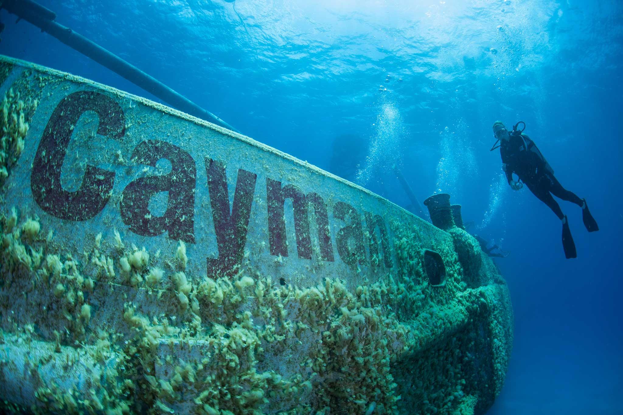 Cayman Island Industry