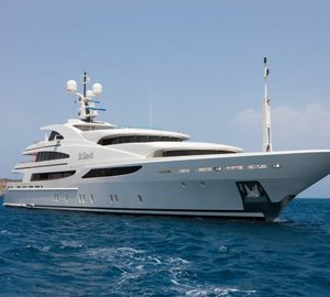 Top 7 Coolest Superyachts to Charter in 2017