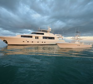 Westport Luxury Yacht MY MAGGIE Now Available for Charter in Florida and Bahamas