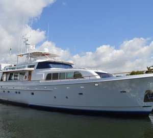 Special Caribbean and Bahamas Spring Rate for 90ft Motor Yacht T-ZERO