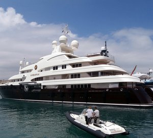 The Finest British Superyachts