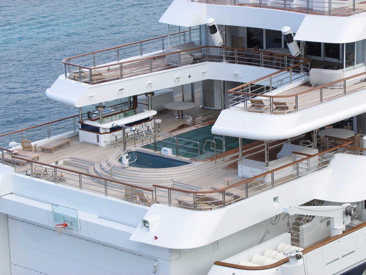 The Octopus Yacht Charter Superyacht News