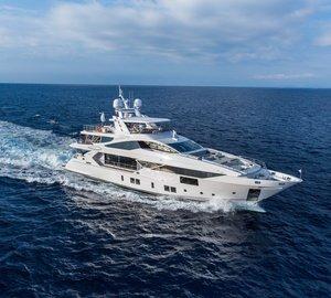 Benetti Sells 6th VIVACE 125' Hull BF106