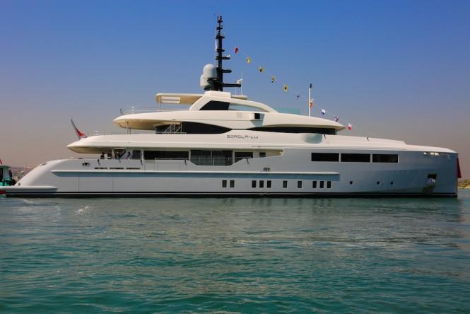 GIAOLA-LU by Bilgin Yachts