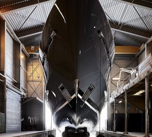 50m Luxury Yacht Project AKOYA launched by Heesen Yachts