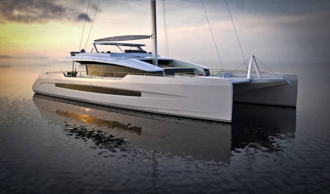 JFA Yachts - Long Island 100