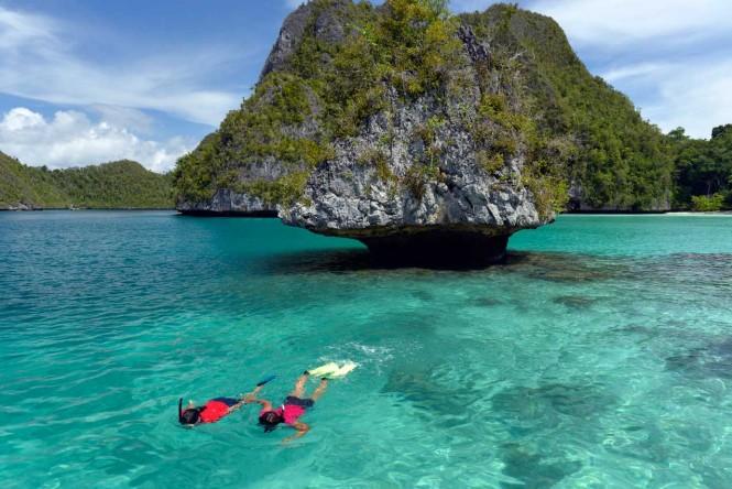 Lamima - Snorkelling