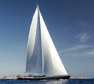 Sailing Yacht Feature: 43M SEA EAGLE by Royal Huisman and Frers