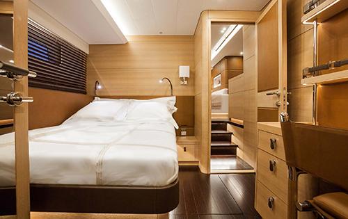 SHAMANNA - double cabin