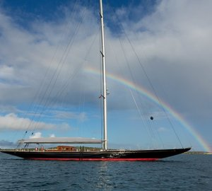 S/Y RAINBOW Available For Yacht Charter in Croatia, Turkey, Greece and West Med this Summer