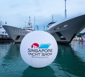 Fabulous End to the 2016 Singapore Yacht Show