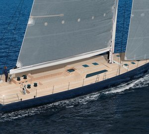 Wally 110 Sailing Yacht BARONG D Launched