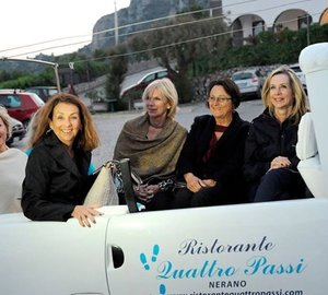 4th 'By Tourist On The Sea' Event in Naples and Amalfi Coast a Great Success