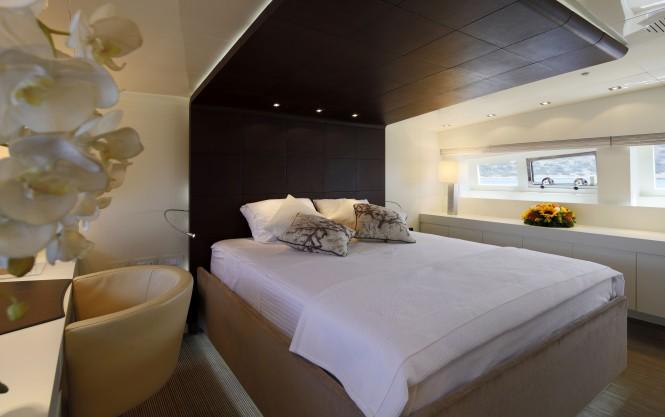 Accommodation aboard LUMAR