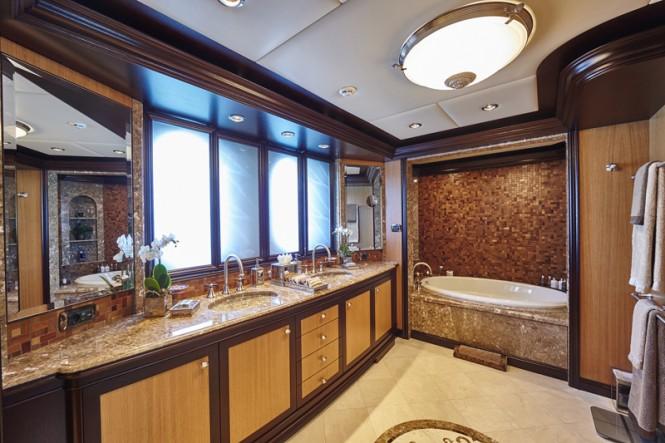 Cocoa Bean - VIP bathroom