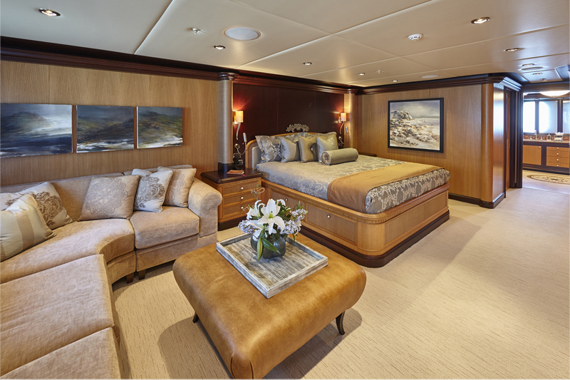 Cocoa Bean - VIP suite