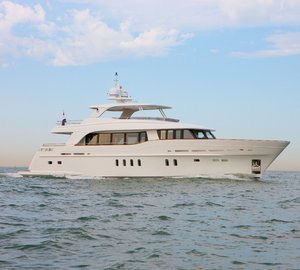 Unforgettable CROATIA Yacht Charter Vacation Aboard Brand-New M/Y FIREFLY