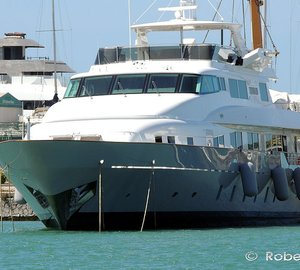 Benetti RIMA II and Feadship CEDAR SEA II Superyacht Seen in Italy