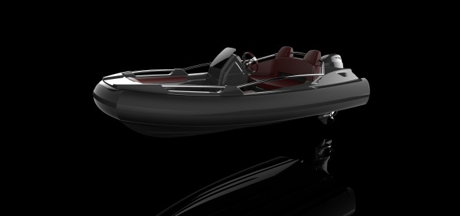 Facheris Design & Argos Nautic tender