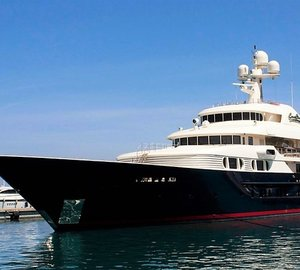 Cocoa Bean available for Mediterranean and Caribbean charter
