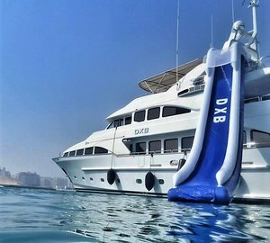 Superyacht DXB ready for Mediterranean charters