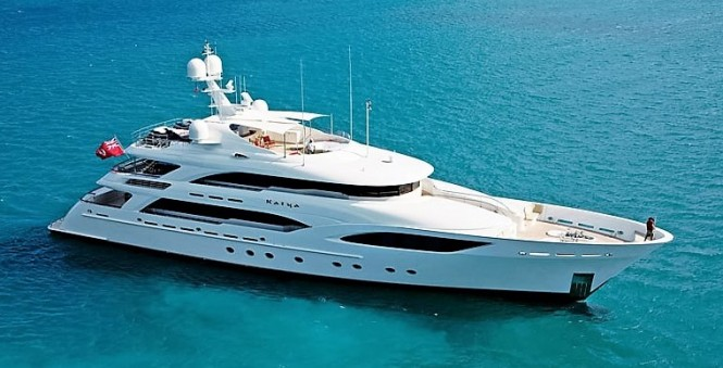 Motor yacht KATYA exterior