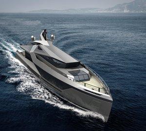 Red Yacht Design unveils 50m luxury yacht concept 'Stella'