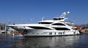 60m Benetti Yacht Domani