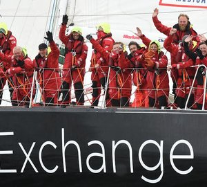 P/R: Clipper Round the World Yacht Race draws to a close