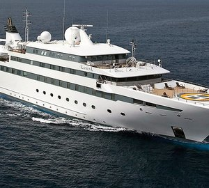 Lauren L ready for July charter in Italy