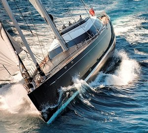 S/Y Kokomo ready for Caribbean charter