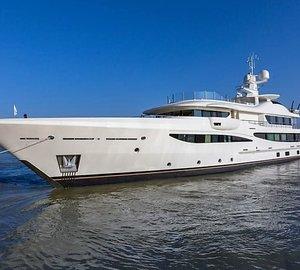 Superyacht Elixir joins the global charter fleet