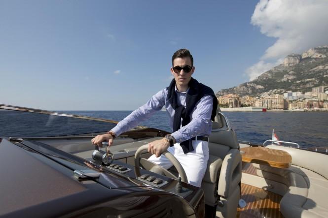 Riva Yacht Brooks Brothers - Luxury Fashion Monte Carlo Lifestyle