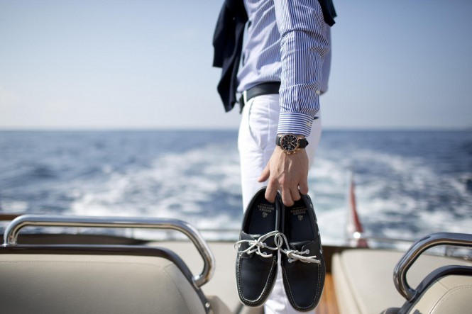 Riva Yacht Brooks Brothers - Luxury Fashion Monte Carlo Shoes