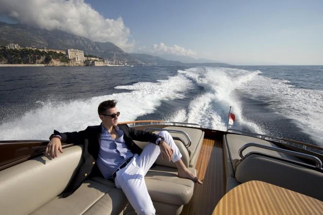 Riva Yacht Brooks Brothers - Luxury Fashion Monte Carlo Monaco