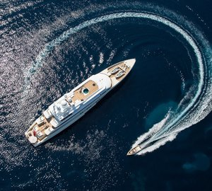 M/Y Coral Ocean returns to seas after refit