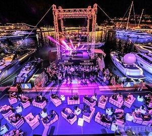 'Blue Wonderful' A Sir Elton John's Concert with Ferretti Group and YC de Monaco