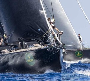 Maxi Yacht Rolex Cup Video – Day 4 Review