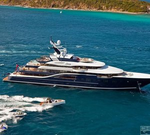5 Must-See Megayachts at the 2016 Fort Lauderdale International Boat Show