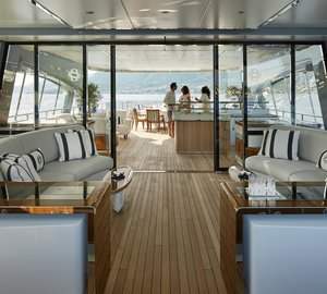 Galactica Super Nova wins awards at Monaco Yacht Show 2016