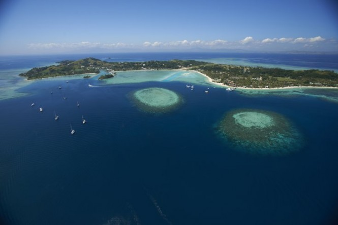 Fiji - Image credit to Tourism Fiji