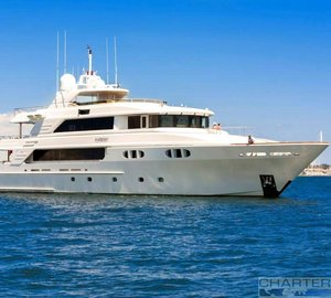 10% charter discount 'til summer with M/Y Far From It