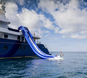 10 Ways to Have Fun on a Luxury Superyacht
