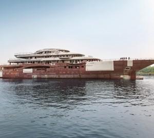 Revealed: 111-metre Project TIS by Lurssen
