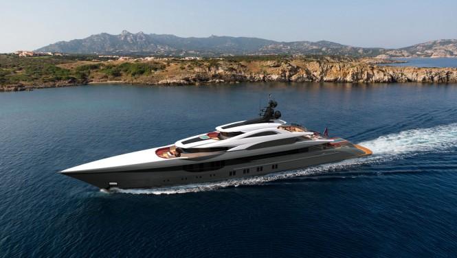 Motor Yacht Bilgin 263