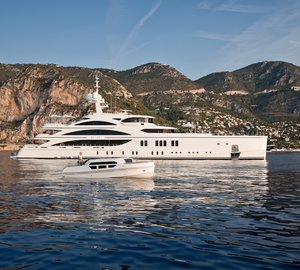 Charter special: 9 days for the price of 7 aboard superyacht 11.11