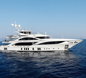 Superyacht in Images: 45M Benetti M/Y DOMANI
