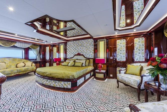 Mondomarine Ipanema. Interior