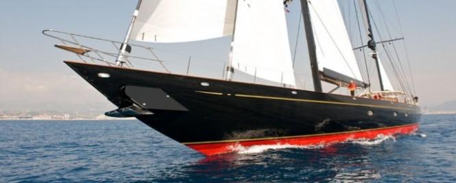 Sailing Ketch Marie  - Image credit Tom Nitsch Image